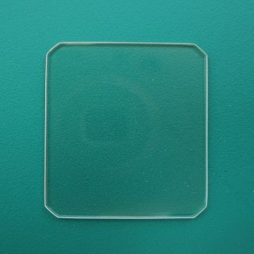 Generic Patek Philippe Mineral Flat TV Watch Glass 25.00 x 21.00 - 1.0mm Thickness